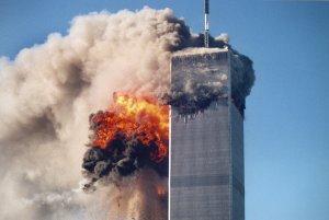 2001年の9月11日に起こったアメリカ多発テロ