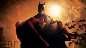 映画「バットマンビギーンズ」のワンシーン