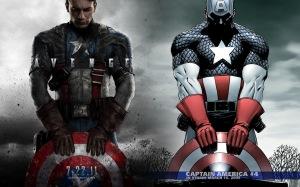 アメリカの愛国主義の表象である「キャプテン・アメリカ」 アメリカを超えた世界中の人々をターゲットに彼はどのように変わるだろうか。 http://4.bp.blogspot.com/-3MEjsmO-q2s/T9tYLdhrBdI/AAAAAAAALYI/_0pi3eI02o0/s1600/cap.jpg