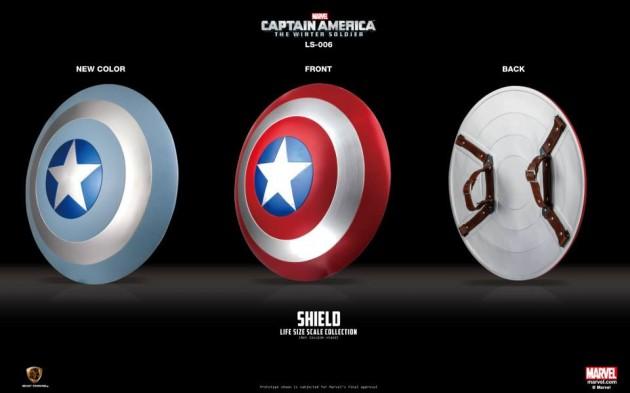 なぜキャプテン・アメリカは盾を持って戦わざるを得ないのか