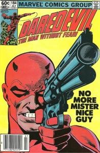 フランク・ミラーによって生まれ変わるデアデビル © 1982 Marvel Characters, Inc. ALL RIGHTS RESERVED.