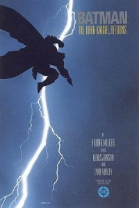 新しく生まれ変わったバットマン。「バットマン・ダークナイトリターンズ(The Dark Knight Returns)」 © 1986 DC Comics, Inc. ALL RIGHTS RESERVED.