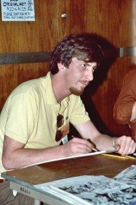 フランク・ミラー(Frank Miller) http://upload.wikimedia.org/wikipedia/commons/7/71/Frank_Miller.jpg