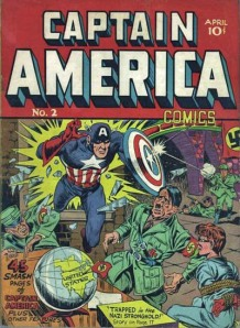 © 1941 Marvel Characters, Inc. ALL RIGHTS RESERVED.