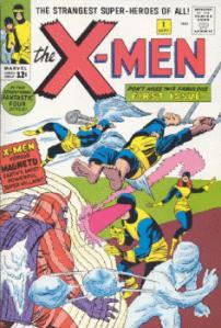 突然変異のヒーローたち、X-メン © 1963 Marvel Characters, Inc. ALL RIGHTS RESERVED.