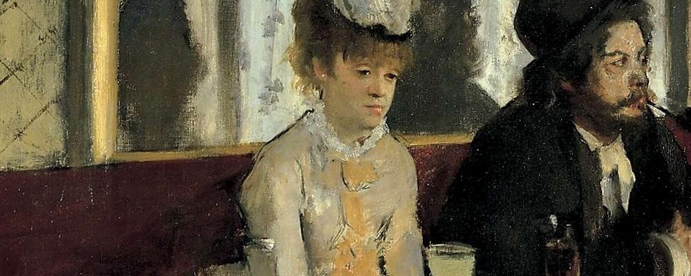 ドガ が 描い た 女性